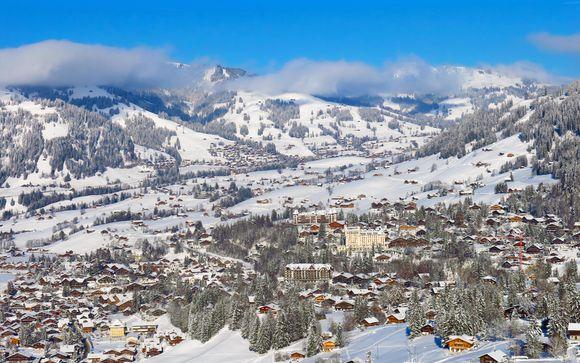 Alla scoperta di Gstaad