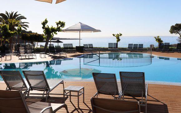 Intimo 4* con Spa e rigogliosi giardini sul mare di Maiorca