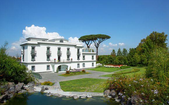 Relax in un paradiso naturale con vista sul Vesuvio