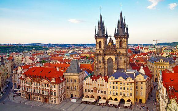Willkommen in Prag