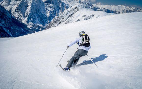 Mettez une option sur le ski