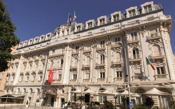 Hotel Boscolo Exedra Nice 5*