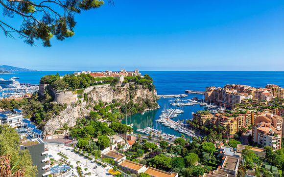 Willkommen in... Monte Carlo!