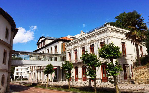 Gran Hotel Las Caldas Wellness Clinic 5*