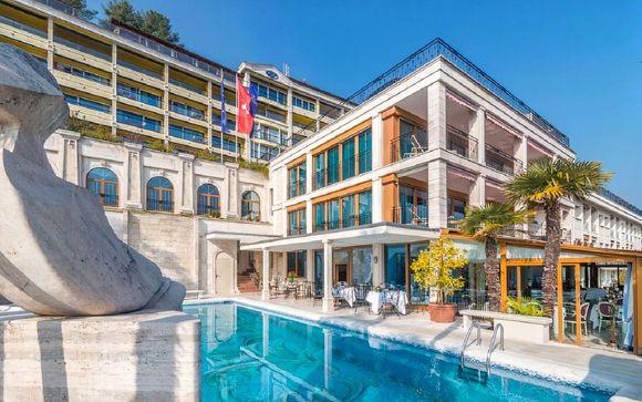 Swiss Diamond Hotel 5*