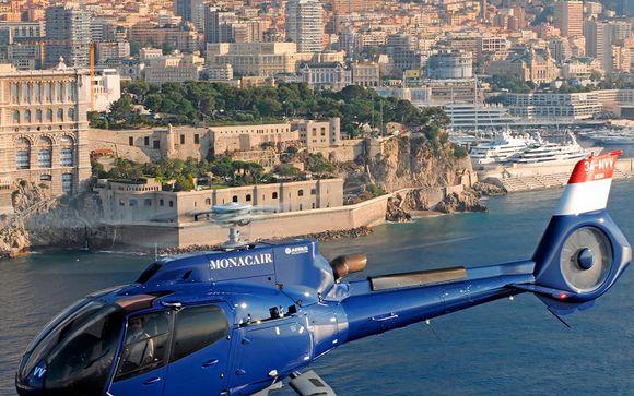 Ihr Helikopterflug (Angebot 2)