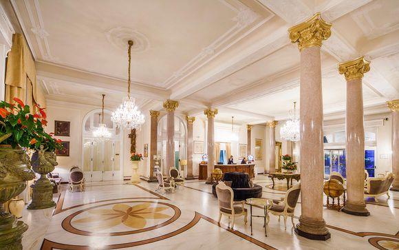 Il Grand Hotel Rimini 5*