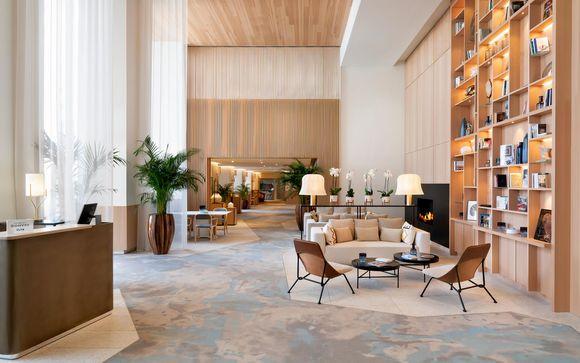 Riviera Marriott Hotel La Porte De Monaco 4*