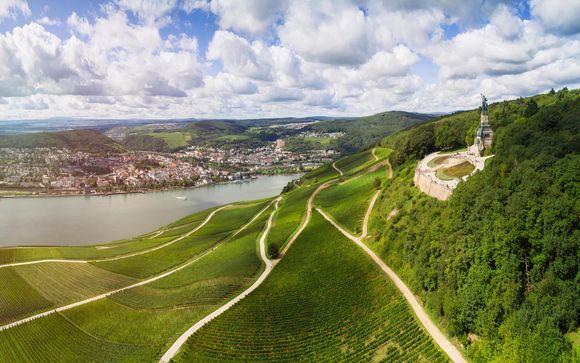 Willkommen im... Rheingau-Taunus!