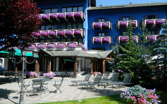 Hotel Baita Clementi 4*