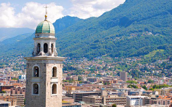 Alla scoperta di Lugano