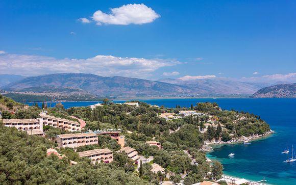 San Antonio Corfu Resort 4* - Adults Only