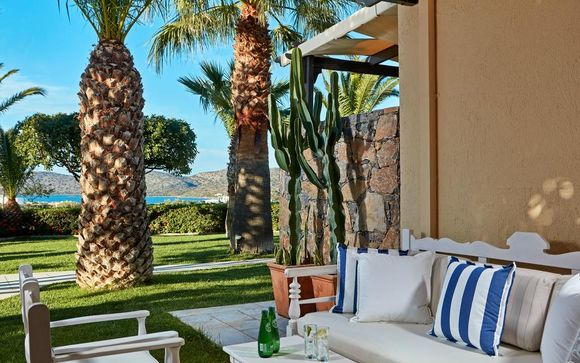 Elounda Palm Hotel & Suites 4*