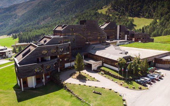Blu Hotels Senales Zirm
