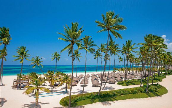 Fuga romantica in splendido resort sulla spiaggia