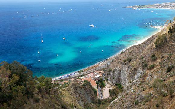 Unahotels Naxos Beach Sicilia 4 Giardini Naxos Fino A 70 Voyage Prive