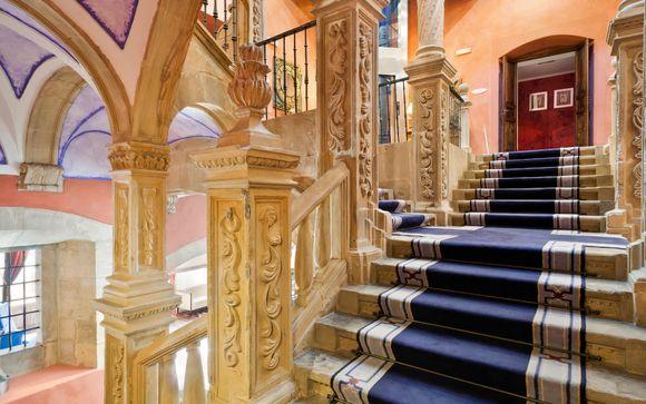 Abba Palacio de Soñanes Hotel 4* Superior