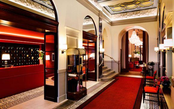 Hôtel Carlton Lyon 4* MGallery Hôtel Collection - Lyon - Jusqu'     à -70% |  Voyage Privé