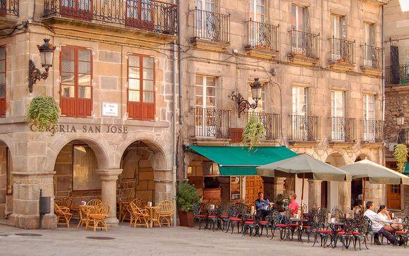 Vigo, en Galicia, te espera