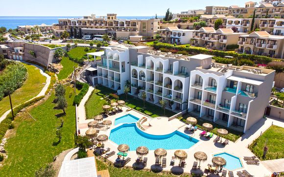Lindos Breeze Beach Hotel 5*