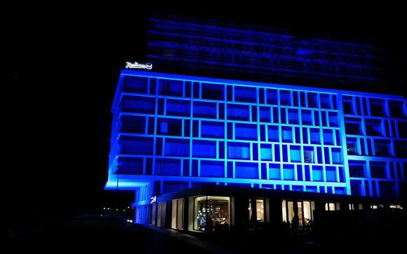Radisson Blue Hotel Bruges 4* - Bruges - Jusqu'     à -70%   Voyage Privé