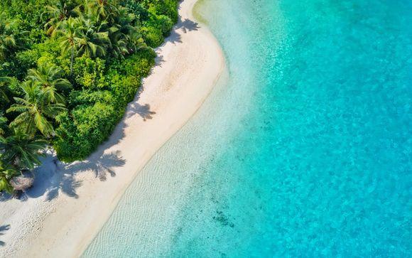 Atoll de Gaafu Alifu, en Maldivas, te espera