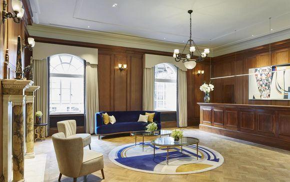 London Marriott Hotel County Hall 5*