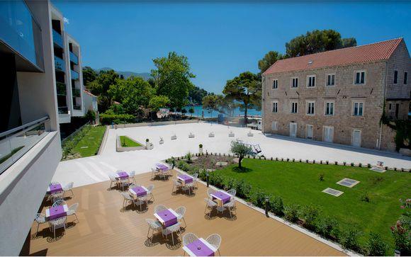 Hotel Mlini 4*