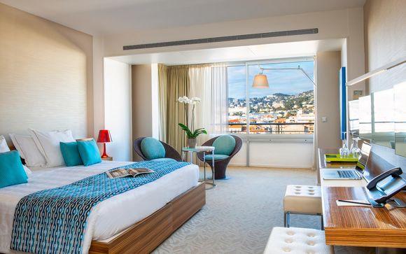 Le Grand Hotel Cannes 5 Cannes Bis Zu 70 Voyage Prive