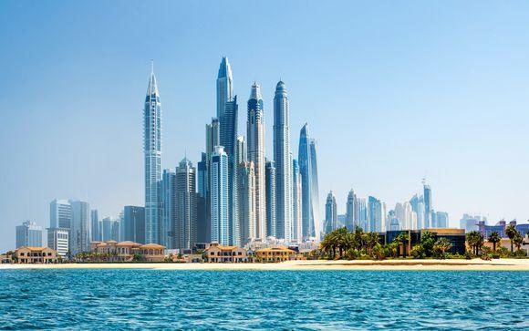 Expo Universale dal 1 ottobre a Dubai: Tradizione e lusso con upgrade ed escursioni