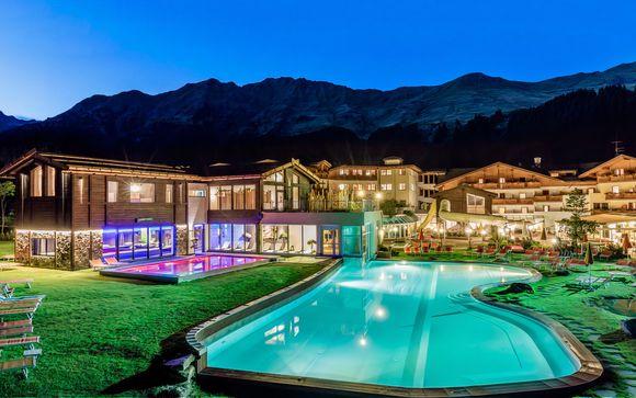 L'Hotel Schneeberg Family Resort & Spa 4*