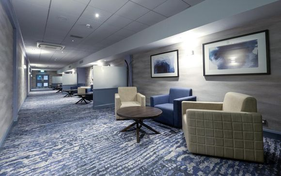 Crowne Plaza Plymouth 4*