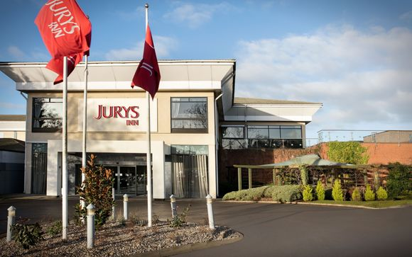Jurys Inn Oxford 4*