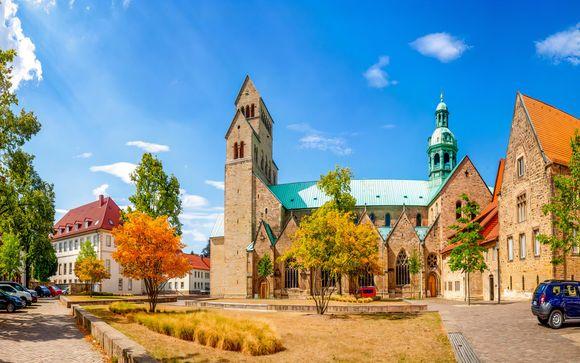 Willkommen in... Hildesheim!
