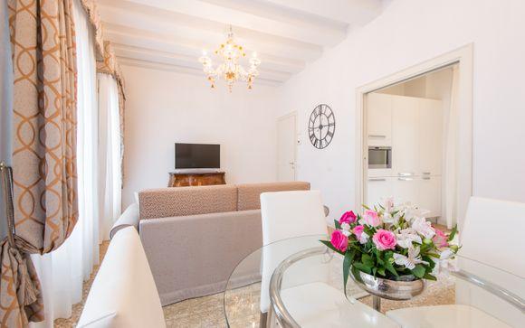 San Teodoro Palace Luxury Apartments 4*