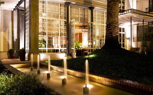 Poussez les portes de l'hôtel Villa Oniria 4*