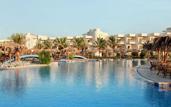Hurghada Long Beach Resort 4*