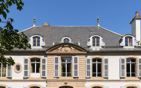 Hotel Résidence Parc des Eaux Vives 4*