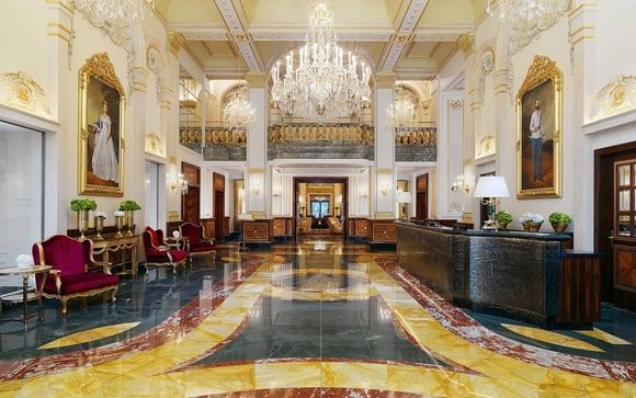Imperial Hotel Vienna 5* - A Luxury Collection