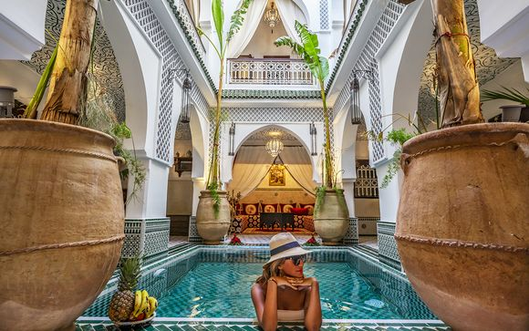 Riad Jemaa El Fna Boutique Hotel & Spa