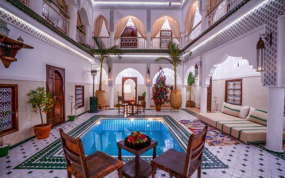 L'Oriental Medina Riad & Spa 4*