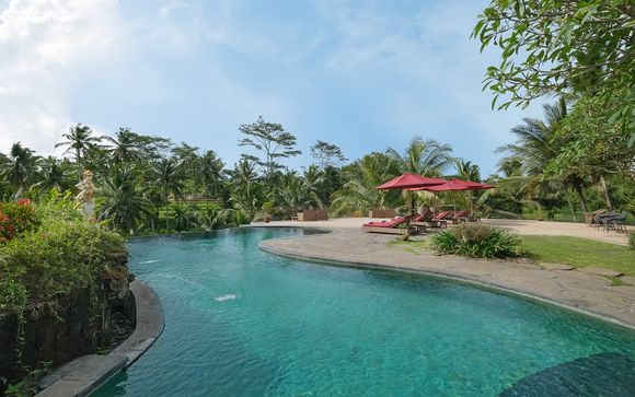 Poussez les portes du Puri Sebali Resort 4*