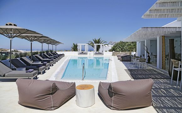 Livin Mykonos Hotel 4* - Solo Adultos