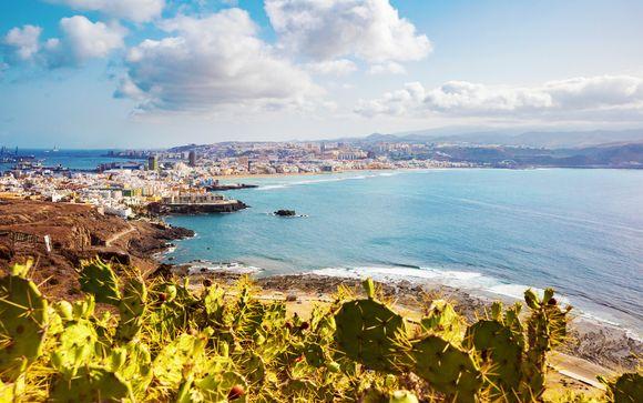 Willkommen in... Las Palmas de Gran Canaria!