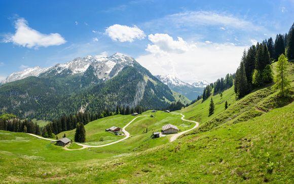 Willkommen im... Salzburger Land!
