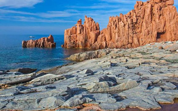 Prestigioso Eco-Resort 4* con vista sul mare cristallino