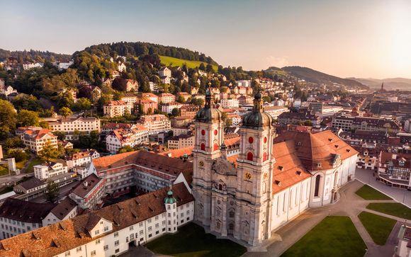 Rendez-vous à ... Saint-Gallen