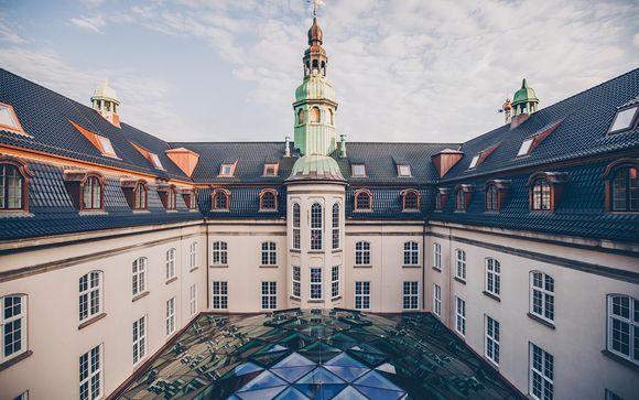 Villa Copenhagen 5*