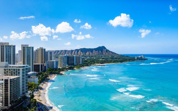 Willkommen auf... Hawaii!