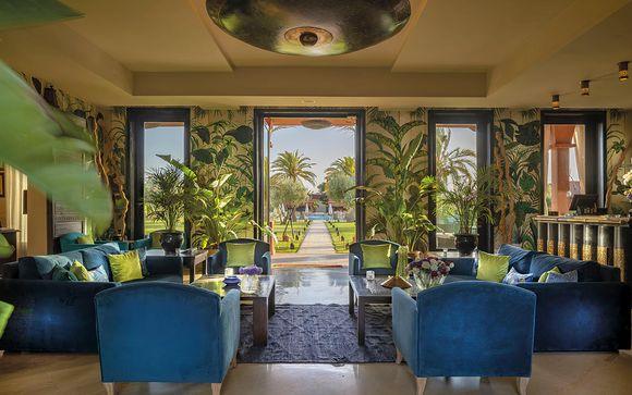 Domaine Des Remparts Hotel & Spa, Marrakech 5*